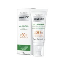 Minesol Oil Control Sérum Textura Invisível FPS 30 40g
