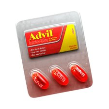 Advil 400mg com 3 Cápsulas