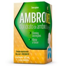 Ambroxmel Xarope Adulto 120ml