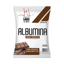 Albumina Health Labs Chocolate 500g