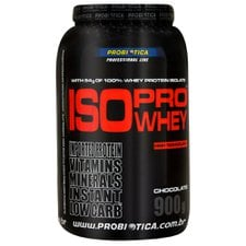 Iso Pro Whey Isolado Chocolate 900g