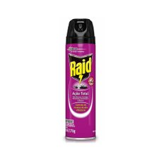 Raid Ação Total Aerosol 285ml