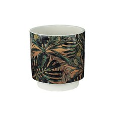 Vaso Cerâmica Tropical 12x13cm Royal 60850