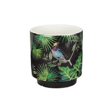 Vaso Cerâmica Tropical 12x13cm Royal 60854