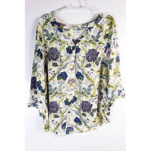 Blusa Estampada (Plus Size)