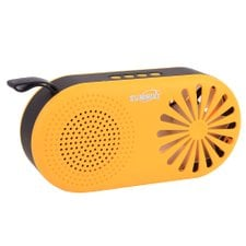Caixa De Som Bluetooth Wireless Speakerphone Com Ventilador