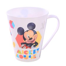 Caneca Infantil Mickey Mouse 360ml Plasútil