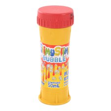 Bolha De Sabão Bubble Infantil Colorida 50ml