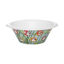 Tigela Bowl Infantil Plástico Estampada 550ml Jaguar
