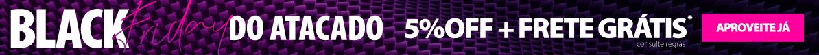 9 vezes 9: Super Liquidação do Atacarejo! - até 81%OFF