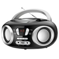 Boom Box Up Black Cd Player Bivolt - Mondial