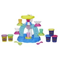 Massinha de Modelar Play Doh Sorveteria Divertida - Hasbro