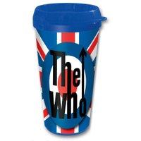 Caneca Com Tampa The Who Target - Adeck