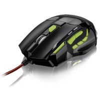 Mouse Óptico Xgamer Fire Button Usb 2400dpi - Multilaser