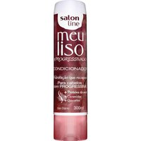 Condicionador Meu Liso #progressivado 300ml - Salon Line