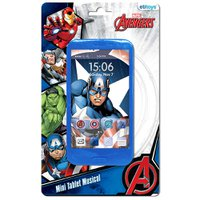 Mini Tablet Musical Avengers - Etitoys