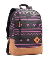 Mochila Costas Juvenil Feminina Estampas Triangular - Seanite