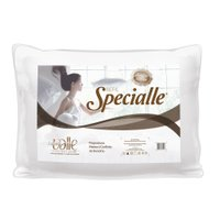 Travesseiro Specialle Microfibra 50x70cm - Enchimento do Valle