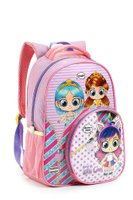 Mochila Infantil Feminina Hey Little Girl - Seanite
