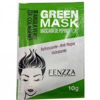Mascara Mask Green 10G - Fenzza