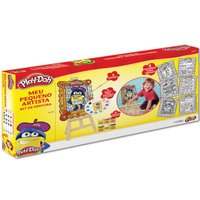 Kit de Pintura Meu Pequeno Artista Playdoh - Fun