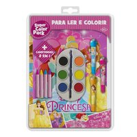 Super Color Pack Princesas - Editora Dcl