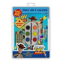 Super Color Pack Toy Story - Editora Dcl