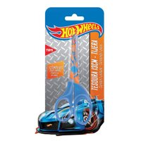 Tesoura Escolar Hot Wheels 13cm - Tris