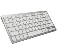 Mini Teclado Bluetooth Prata - Maxprint