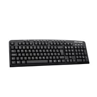 Teclado Office Usb Preto - Maxprint
