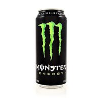 Energético Monster Green Lata 473ml - Femsa