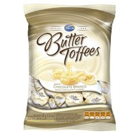 Bala Toffers Chocolate Branco 100g - Butter Toffees
