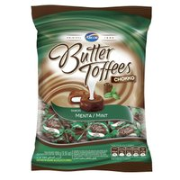 Bala Toffers Chokko Menta 100g - Butter Toffees