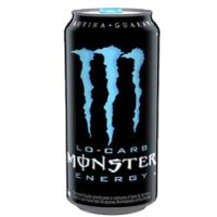 Energético Monster Energy Lo Carb Lata 473ml - Monster Energy