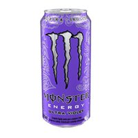 Energético Monster Energy Ultra Violeta 473ml - Monster Energy