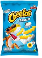 Cheetos Onda 57g - Elma Chips