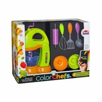 Kit Batedeira Color Chefs - Usual Plastic