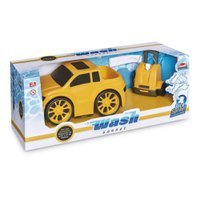 Carro Pick Up Wash Garage - Usual Brinquedos