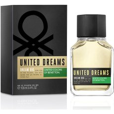 United Dreams Dream Big Masculino Eau de Toilette Benetton