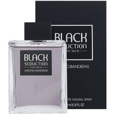 Black Seduction Masculino Antonio Banderas Eau de Toilette