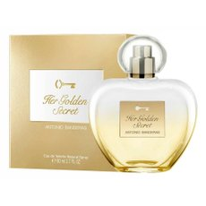 Her Golden Secret Feminino Eau de Toilette Antonio Banderas