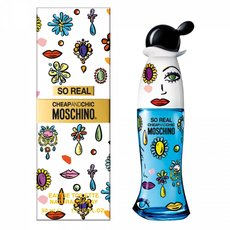 Moschino So Real Feminino Eau de Toilette