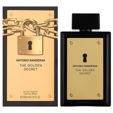 The Golden Secret Masculino Eau de Toilette Antonio Banderas