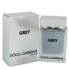 The One Grey Masculino Eau de Toilette Intense Dolce e Gabbana