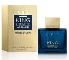 King Of Seduction Absolute Masculino Eau de Toilette Antonio Banderas