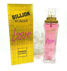 Billion Love Eau de Toilette Feminino Paris Elysees