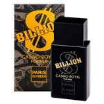 Billion Casino Royal Masculino Eau de Toilette Paris Elysees