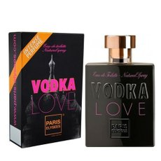 Vodka Love Feminino Eau de Toilette Paris Elysees