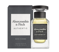 Authentic Man Masculino Eau de Toilette Abercrombie & Fitch