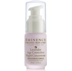 Eminence Lavender Age Corrective Night Concentrate 35 ml